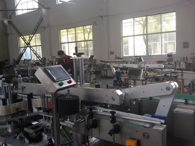 350 ml selvklæbende klistermærke til abeling til rundt hætteglas 1,5 kW
