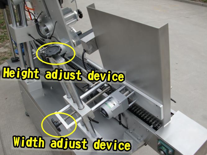 Fuldautomatisk flaskemærkningsapplikatormaskine med CE-certifikat