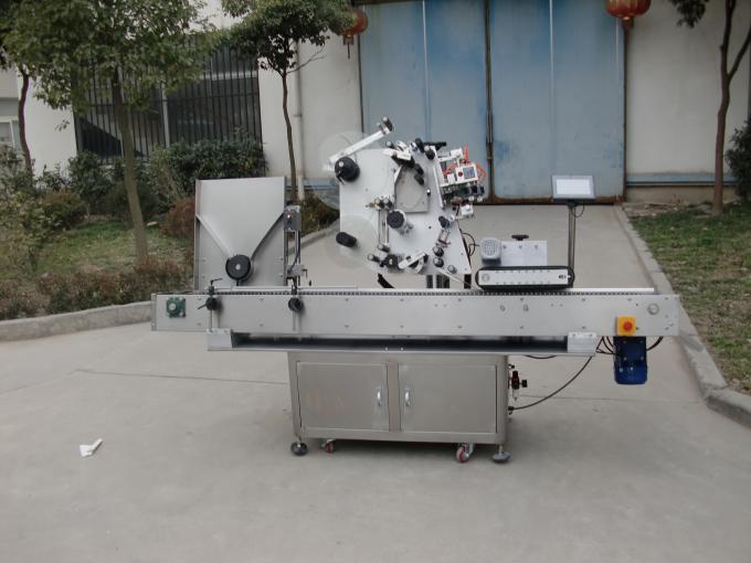 Hg Haw 150 Fuld - Automatisk hætteglasmærkning Servomotor PLC-kontrol