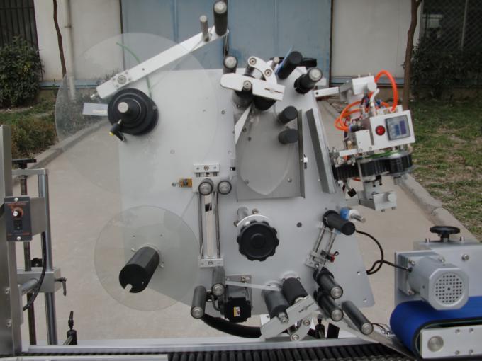 Transportørmotor HY mærke hætteglas mærkning maskine, 7. batterimærke klistermærke maskine til elektronik