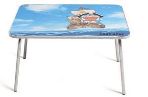 Tabelplade Selvklæbende klistermærke Flad overflademærkatapplikator med personsøgningsmaskiner, der fodrer genstande