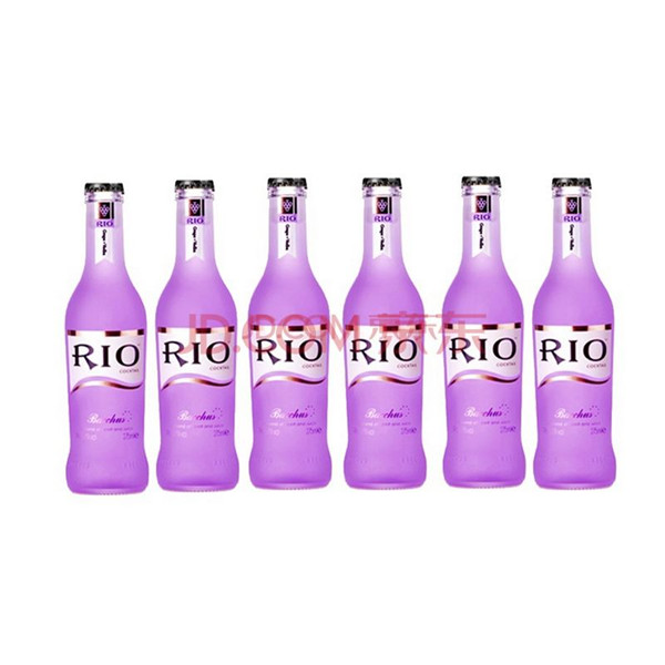 Alkoholholdig drik rund flaske klistermærkeudstyr 45m / min