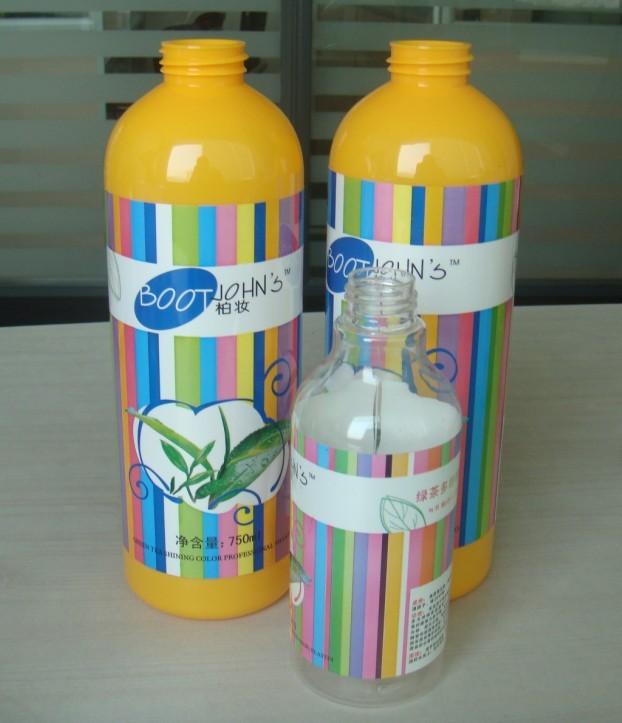 2500B / H omkring automatisk mærkatmærkningsmaskine flad og rund flaske