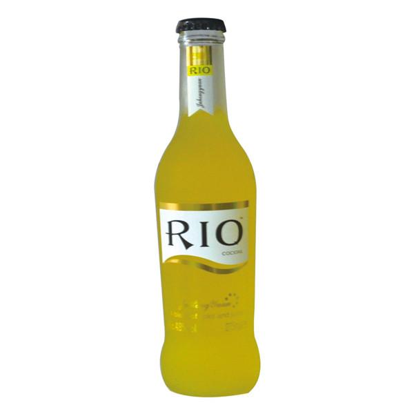 Fuld automatisk applikator til mærkning af maskine til Rio Cocktail Bottle