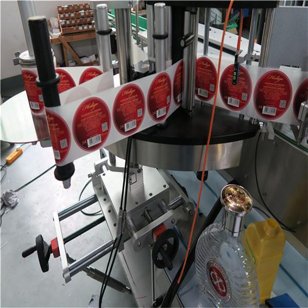 Fuldautomatisk mærkatmaskine til klistermærker / selvklæbende mærkningsmaskine