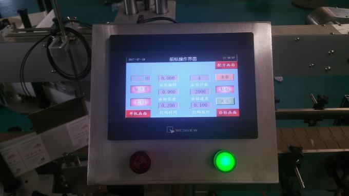 Automatisk flaskeflaskemærkningsmaskine, flaskemærkatmaskine