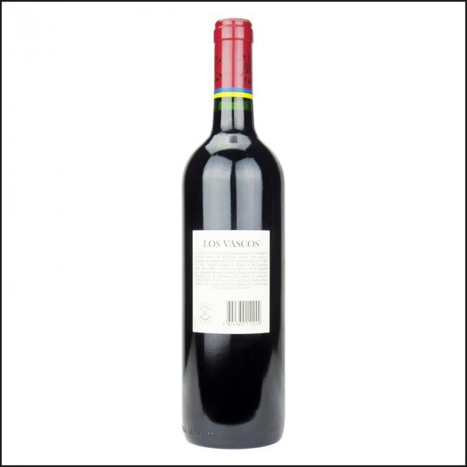 Chile Brands Vinflaskemærkningsmaskine, ølflaskemærker30-110 MM Bredde