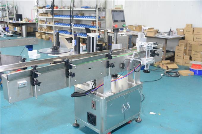 Professionel flaskemærkatmærkningsmaskine til producent af høj kvalitet