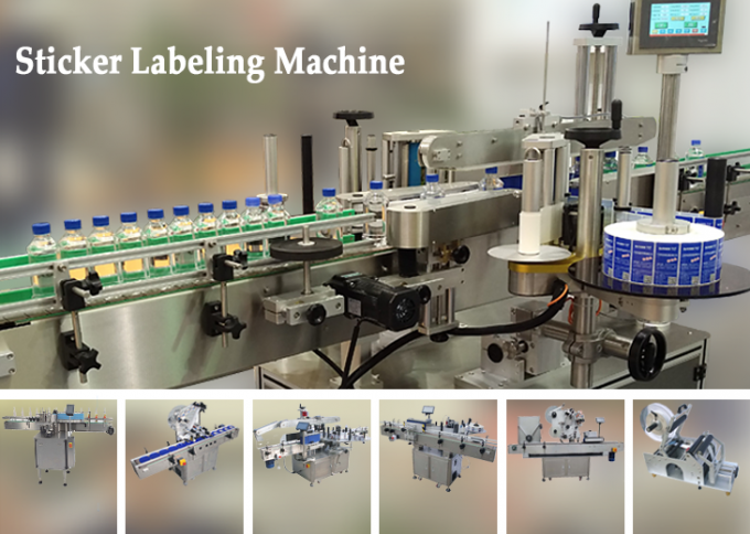 injektionsmedicinsk etiketmærkatmaskine til lægemidler