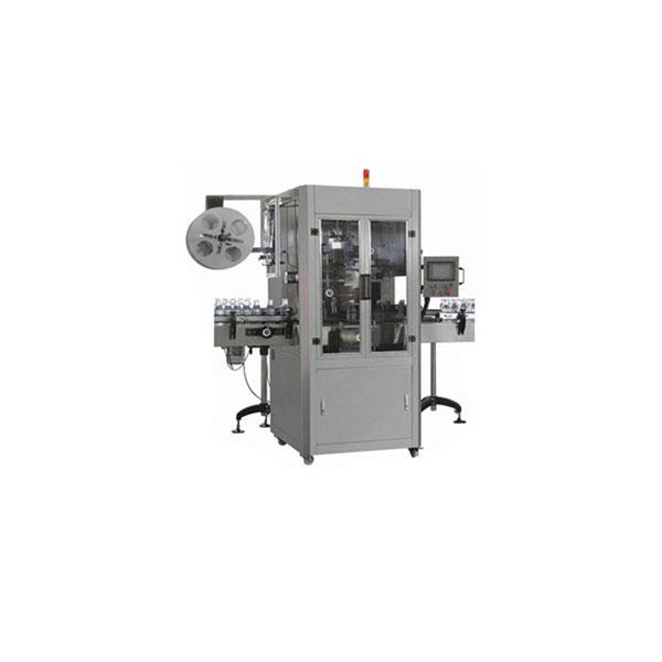 5 gallon vandflaske krympearm applikator maskine til rund stor flaske