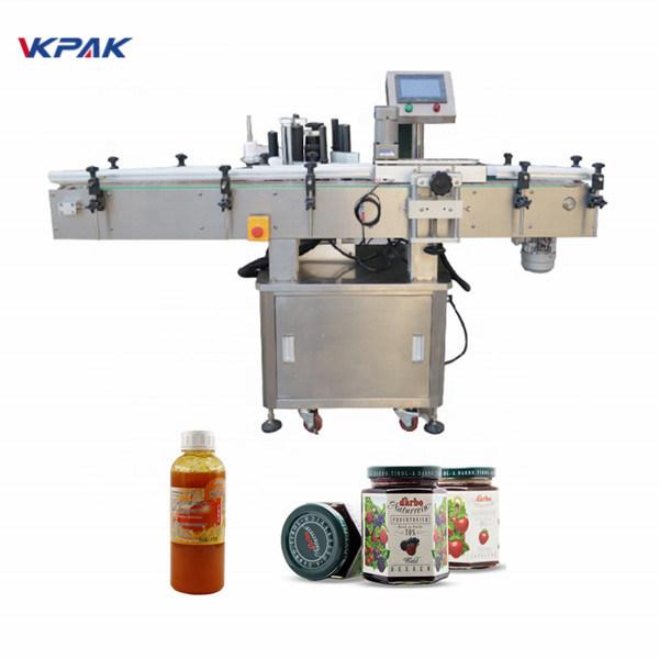 50Hz automatisk mærkning maskine automatisk etiket applikator maskine