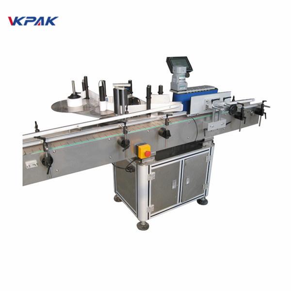 Automatisk mærkning maskine Automatisk klistermærke mærkning maskine elektrisk