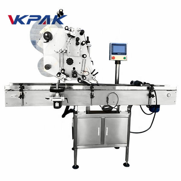 CE-certificering Flat Surface Label Applicator Automatic