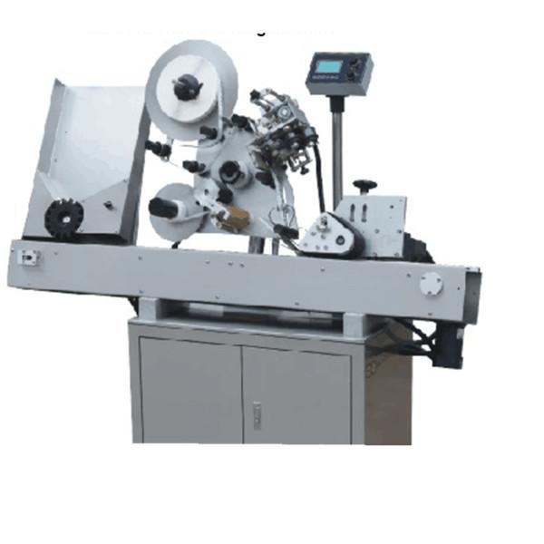 Kan tilpasses hætteglasmærkning maskine servokontroller 60-300 stk pr. Minut