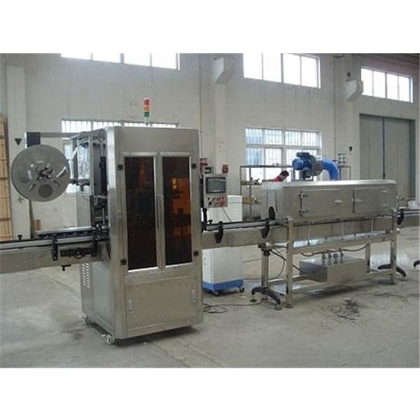 Digital kontrol plastik kop krympemuffemaskine med dampgenerator