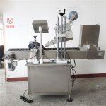 Nem betjening Cd flad overflade hætteglas mærkat maskine maskine selvklæbende klistermærke