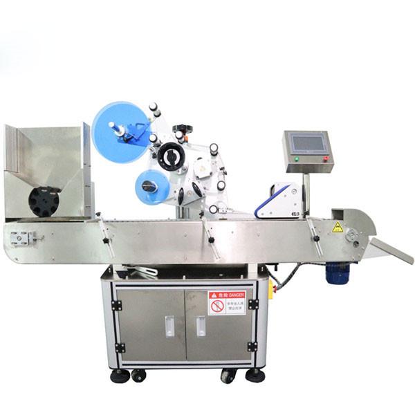 Fremragende hætteglasmærke maskine 60 - 300 stk pr. Minut til drikkevaredåser