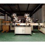 Flad overfladeboksmærkning maskine med korrektionstape mærkning