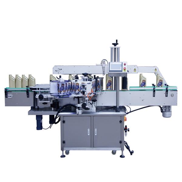 Mærkatapplikatormaskine til flasker