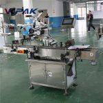 Multifunktionsmærkatapplikator maskine til kasser, automatisk mærkning maskine