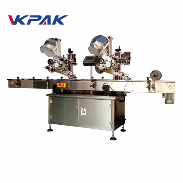 Seal Labelling Machine Top Labeler Labelling Machine