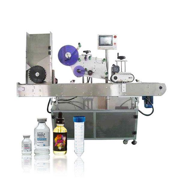 Siemens Plc Hætteglas Servo Controller Automatisk vandret mærkning maskine