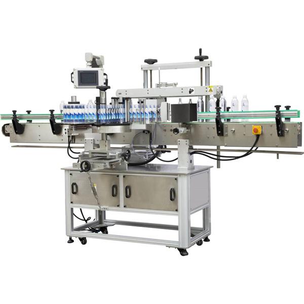 Firkantet omvikling af mærkningsmaskine