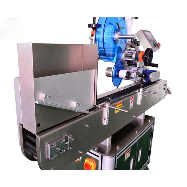 Mærkning af maskine til hætteglas i rustfrit stål til ampuller