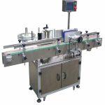 Flaskemærkatmærkningsmaskine til flaskehalslegeme / rygmærkat