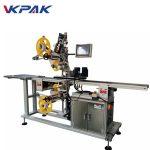 Top og bund selvklæbende mærkningsmaskine op og under 220V / 380V 50Hz