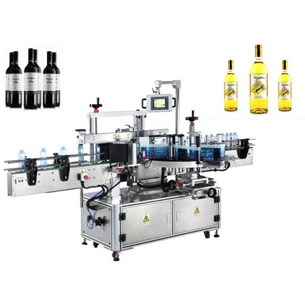 Vinflaskemærkningsapparatmaskine, ølflaskemærker