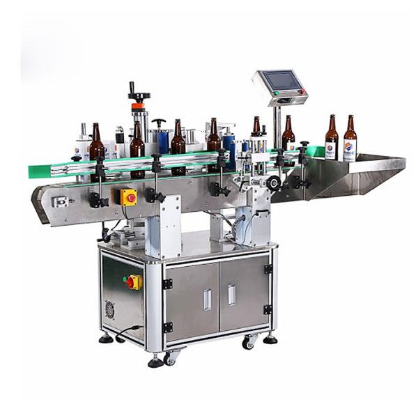 Vinflaskemærkningsmaskine