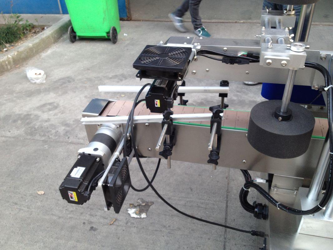 Kold / våd smeltelimetapplikatormaskine til rund flaske