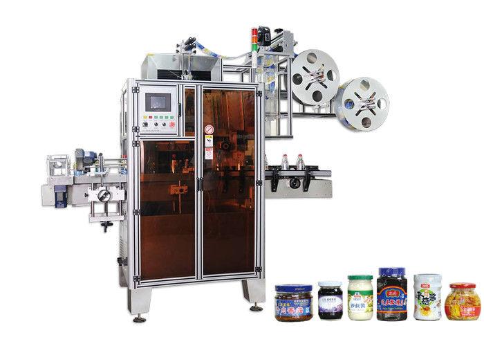 Kina PET automatisk krympemuffemaskine med høj effektivitet til flaskehalse leverandør