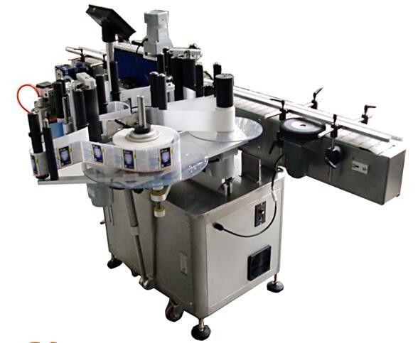 Kina HG Rødvin mærkning maskine glas vinflaske mærkning maskine PLC kontrolsystem MITSUBISHI mærke leverandør