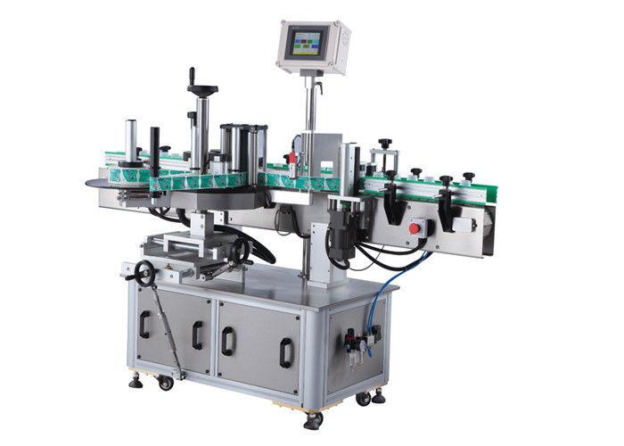 Kina rund flaske klistermærke mærkning maskine med drikke / daglig kemisk leverandør