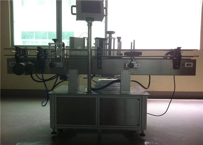 Kina CE rund flaske klistermærke mærkning maskine til PET drikke / drikkevare industri leverandør