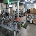 Auto Top Mærkning Machine Flat Surface Label Applicator