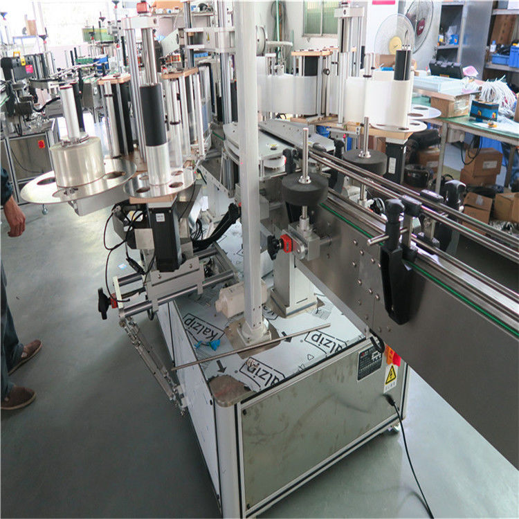 Kina Plastic Buket Single High Speed Labelling Machine, Two Side Labelling Machine leverandør