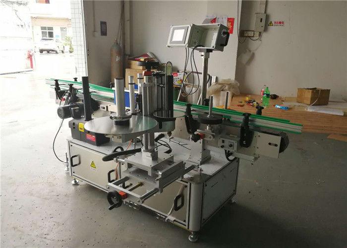 Kina Flere typer flaske klistermærke mærkning maskine PLC kontrolsystem leverandør