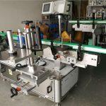 Servomotorflaskeetikettermaskine til rund / flad / firkantet flaske