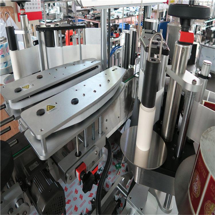 Fuldautomatisk selvklæbende klistermærke maskine dobbeltsidet