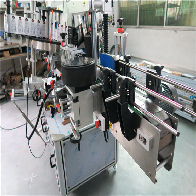 Kina Oval flaskemærkningsmaskine, mærkatmærkatapplikator shampoo og vaskemiddelmærke leverandør
