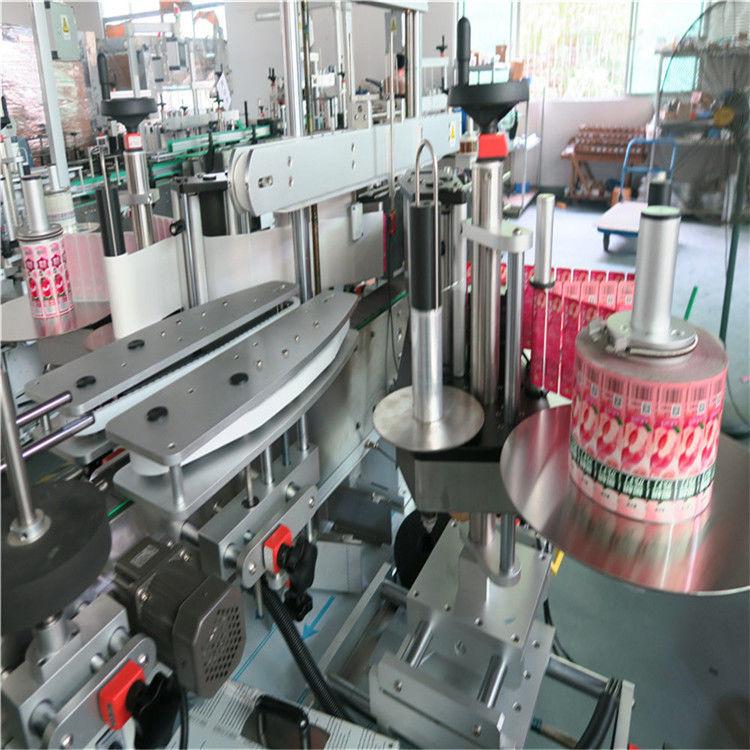Kina Front Back Automatic Sticker Labelling Machine Selvklæbende 330mm maks. Ydre diameter leverandør