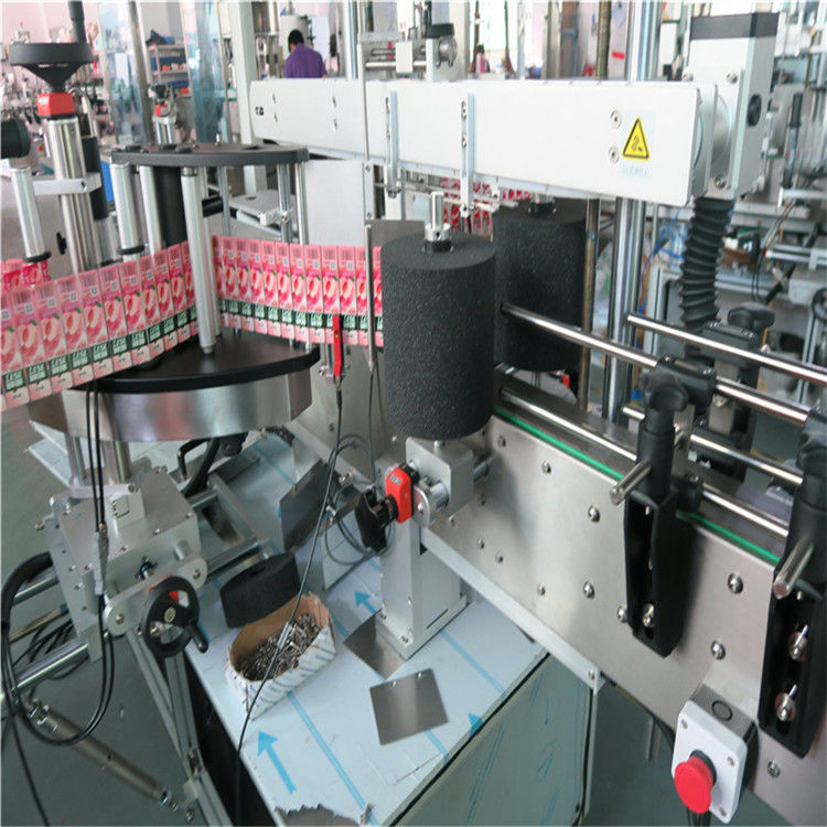 Kina automatisk rullet etiketklæbemærkatmærkningsmaskine 220V / 380V leverandør
