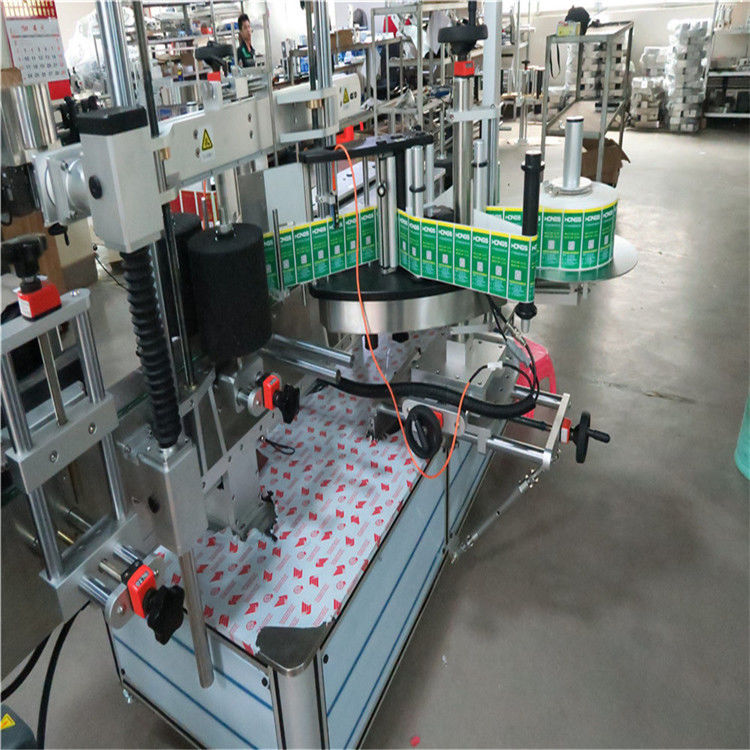 Kina High Speed Label Applicator Selvklæbende til farmaceutisk / kosmetisk leverandør