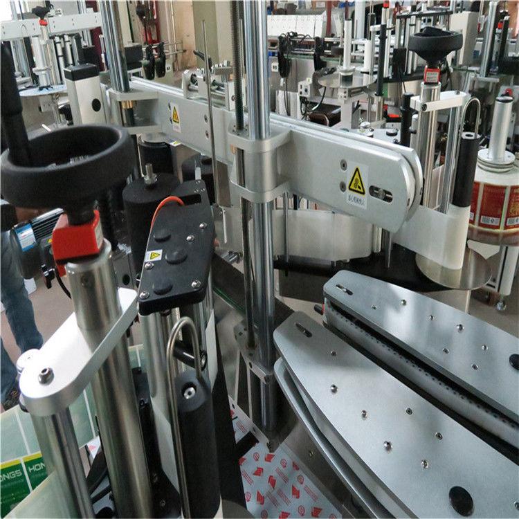 Kina automatiseret etiketapplikator til rund / firkantet / subuliform flaske leverandør