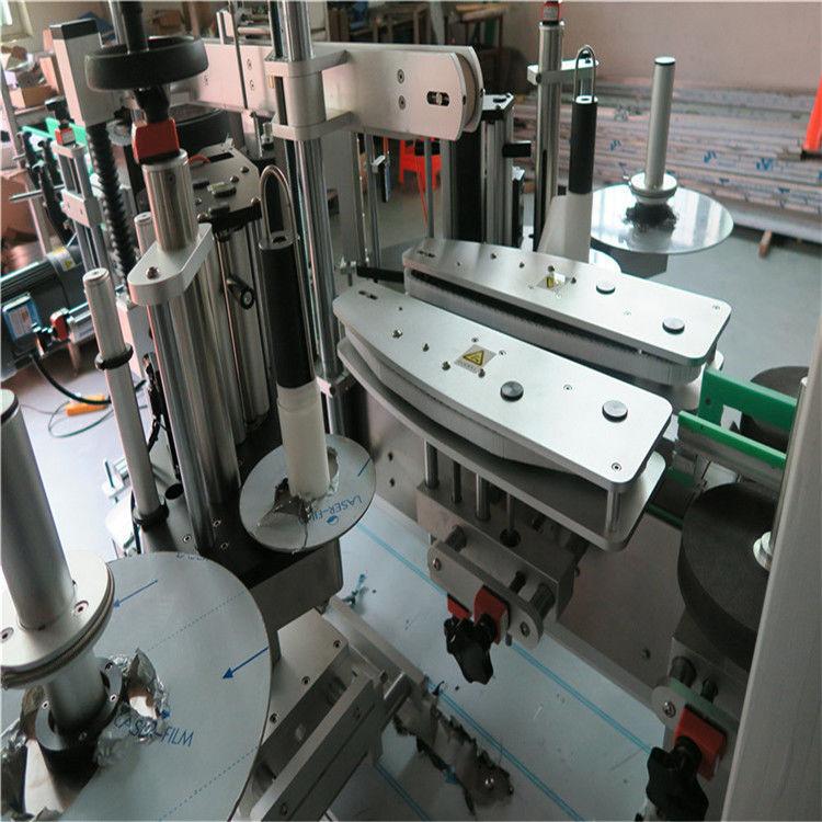 Kina Fuldautomatisk mærkatmærkningsmaskine / selvklæbende mærkningsmaskine leverandør