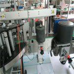 Automatisk glasflaskemærkningsmaskine til Australien / Chile vinglasflaske