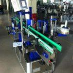 1500W Power Round Bottle Labelling Machine til drikkevarer / mad / kemikalier